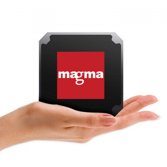 Magma box TV